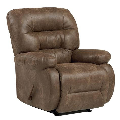 Best Home Furnishings Recliner by Recliners Medium Maddox Power Rocker Recliner With Line