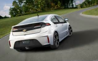 redesigned 2nd 2016 chevrolet volt to debut next year
