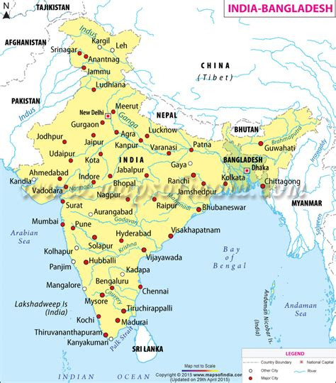 map of bangladesh india bangladesh map