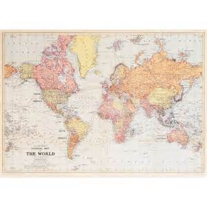 World Map Paper by Map Wrapping Paper Paper N Stuff Pinterest