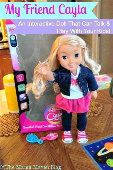 my friend cayla play my friend cayla an interactive doll that can talk and