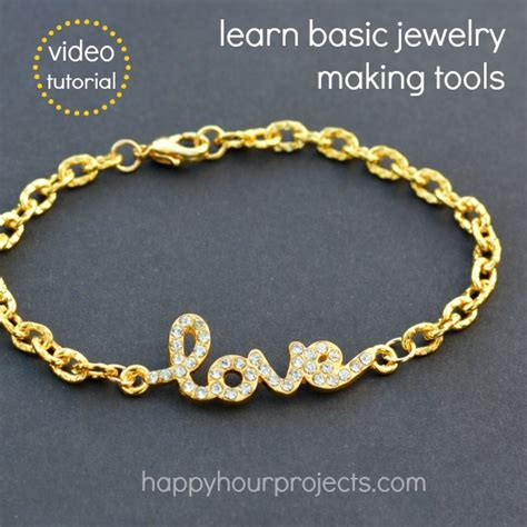basic jewelry tools bracelets archives page 12 of 23 happy hour projects
