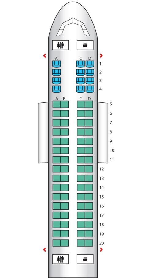 embraer erj 175 seat map embraer emb 175 jet seating chart car interior design