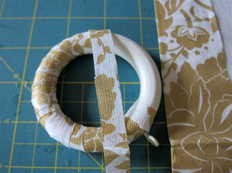 diy drapery rings how to make decorative curtain rings