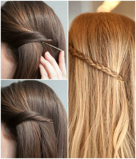 12 simple ways to wear bobby pins ma nouvelle mode hairstyle hacks 20 fabulous ways to use bobby pins