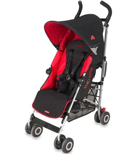 maclaren quest sport stroller scarlet black