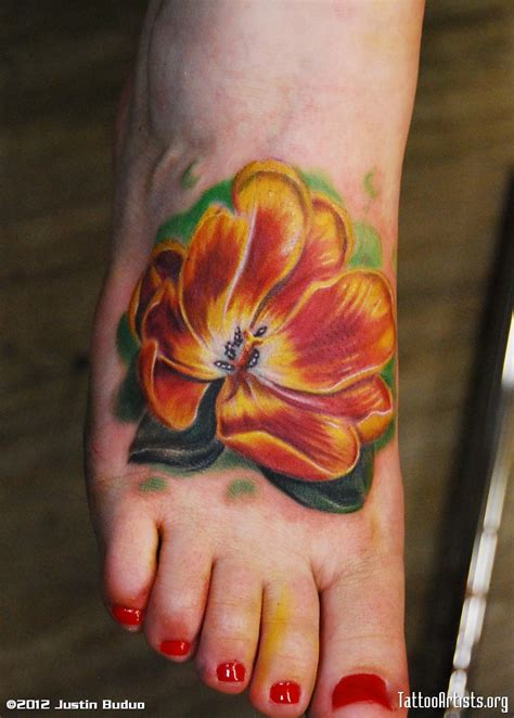 tulip tattoos dsc 0235olol jpg artists org