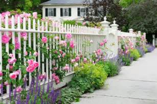 zaun und garten 40 beautiful garden fence ideas