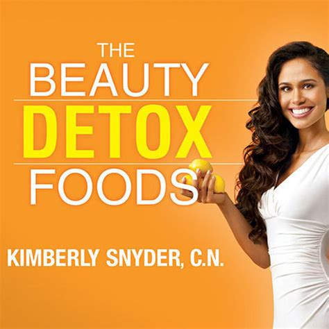 Detox Book Snyder by The Detox Foods Audiobook Listen Instantly