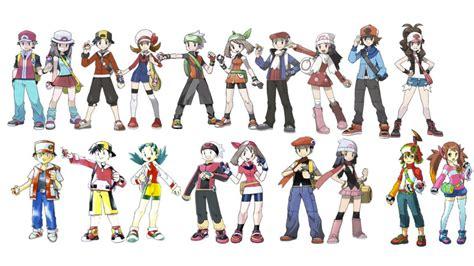 pokemon trainer girl creator create a pokemon trainer girl images pokemon images