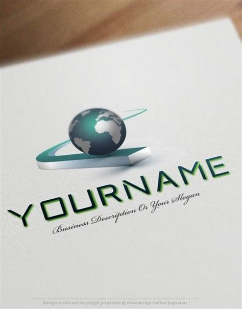 exclusive logo design templates exclusive design buy globe path logo free business card