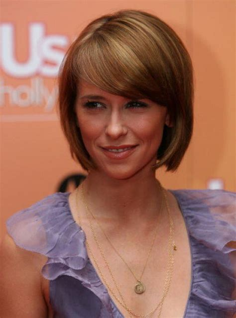 short bobs hairstyle with side swoop 2015 short bob hairstyles with side swept bangs