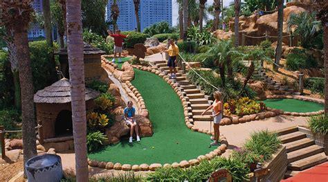 Backyard Family Fun Congo River Miniature Golf In Orlando Peek