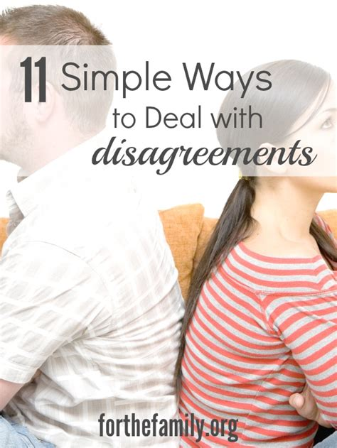 11 Ways To Cope With Shift Work by 11 Simple Ways To Deal With Disagreements For The Family