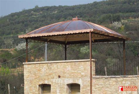 tetto a cupola cupole in rame targon cupole in rame coperture civili