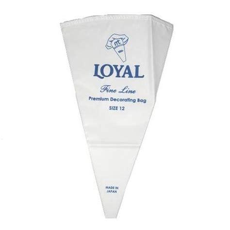Loyal Cake Decorating Supplies by Loyal Size 12 Piping Bag Cake Bake Decorate
