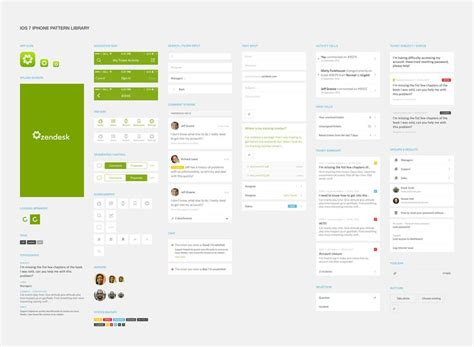 iphone pattern library by jonathan belton for zendesk iphone pattern library by jonathan belton for zendesk