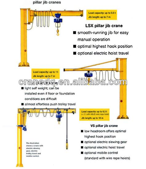 jib crane design 5 ton jib crane design calculation buy 5 ton jib crane 5