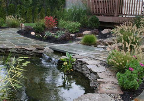 Landscape Design Quakertown Pa Waterscape Design Designer Landscaping Northton Pa