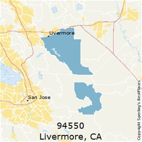 california map livermore best places to live in livermore zip 94550 california