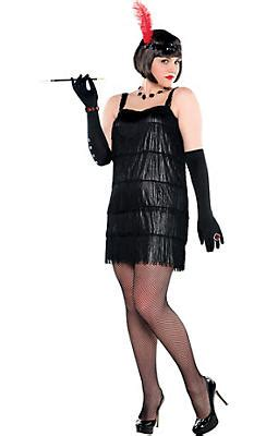 hollywood theme party dress ideas female 1920s costumes flapper gangster costumes party city
