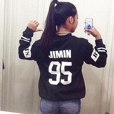 Hoodie Sweater Jumper Biru Jungkook pop couples kpop bts bangtan jungkook v j jumper