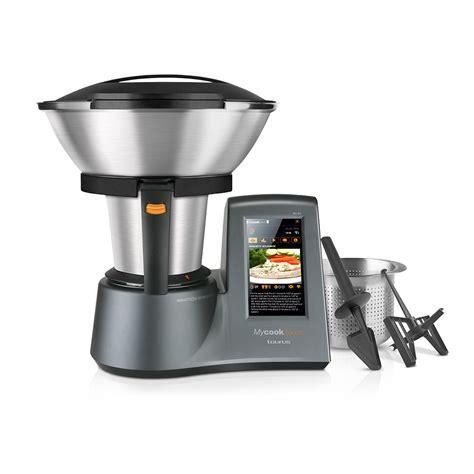 recetas en robot de cocina mycook touch