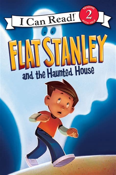 flat stanley picture book flat stanley and the haunted house jeff brown hardcover