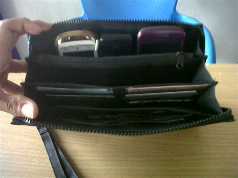 bilzamcollection dompet hp handphone organizer