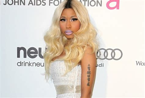 what does nicki minaj tattoo say 21 tattoos and the stories them ink