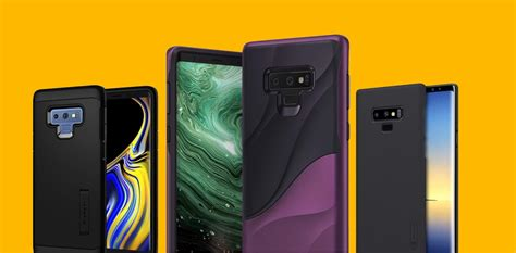 top best samsung galaxy note 9 cases available today list
