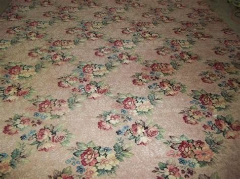 vintage pattern carpet vintage rose carpet harmony house for sears roebuck co