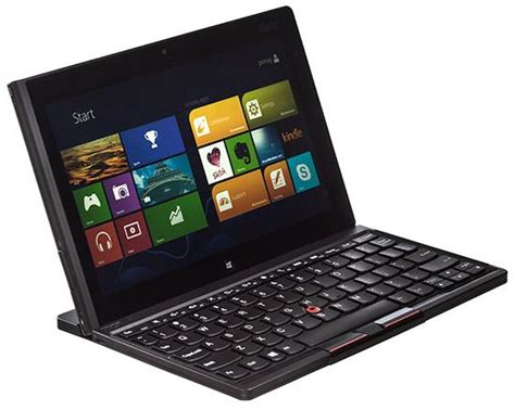 Tablet Lenovo Keyboard lenovo thinkpad tablet 2 with keyboard