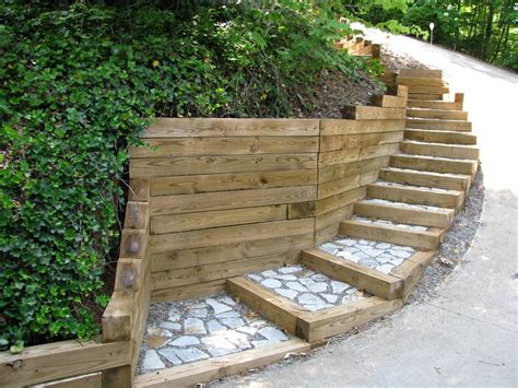 landscaping stairs landscaping steps ideas iimajackrussell garages diy