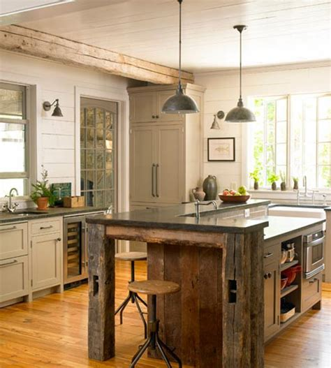 rustic contemporary kitchen rustic modern kitchens eatwell101