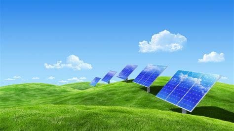 wallpaper green energy solar panel wallpaper 664933