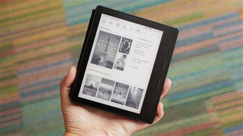 amazon oasis amazon kindle oasis review the best e reader ever but