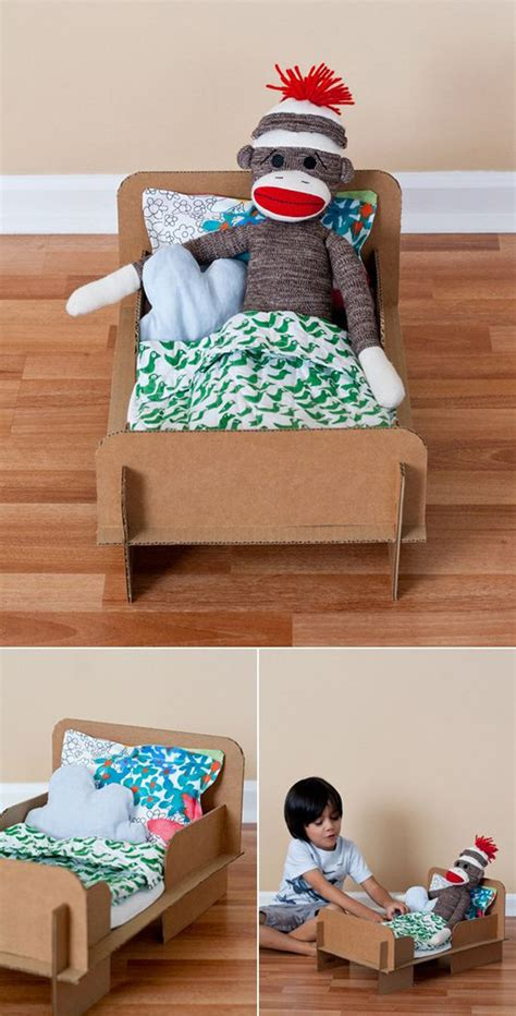 amazing diy cardboard toys  kids homemydesign