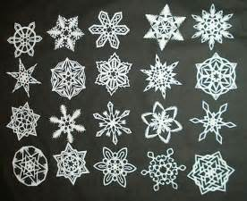 How To Make Amazing Paper Snowflakes - cool snowflake template invitation template
