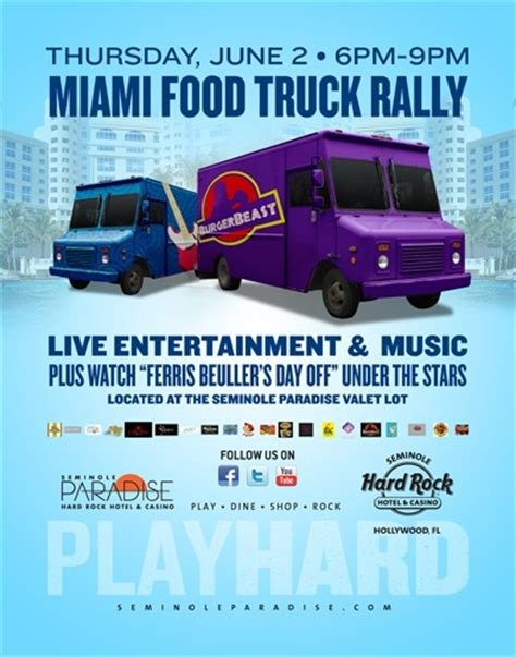 Trucker Hardrock Hotel 3 17 best images about food truck advertising on