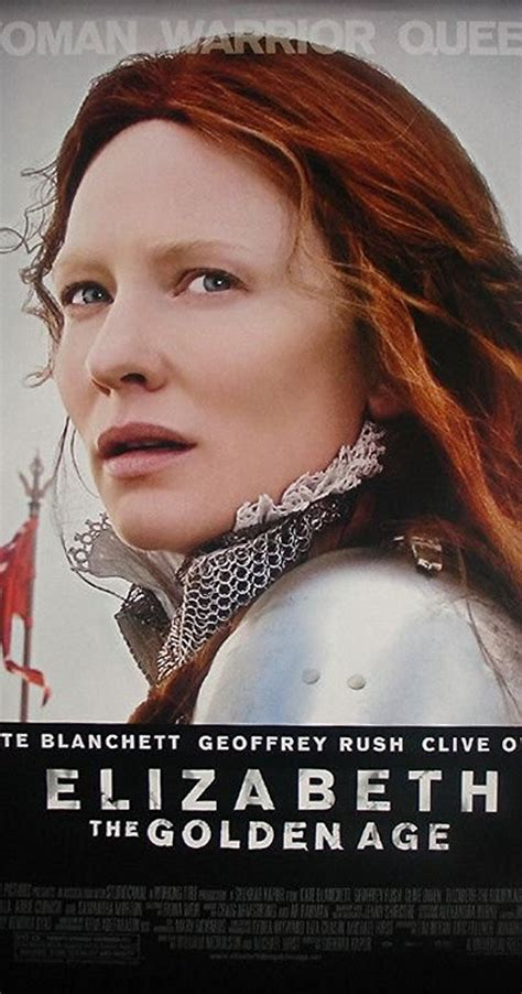 film queen actress elizabeth the golden age 2007 imdb