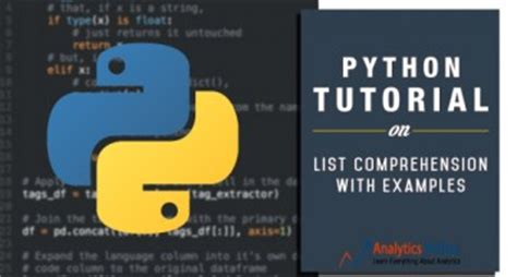 python tutorial for beginners with exles python analytics vidhya page 5