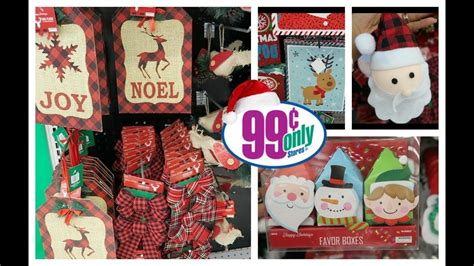 99 cent store christmas decorating 2018 shop with me 99 cent only store new decor