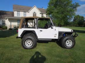Jeep Wrangler Frame For Sale 1997 Jeep Wrangler 4x4 Soft Top Convertible Solid Frame