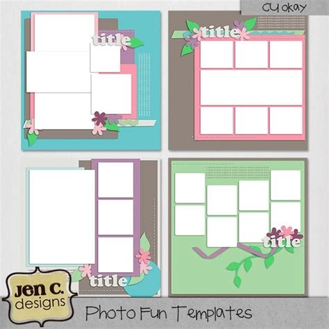 Scrapbook Layout Sketches Pinterest | scrapbooking sketches sketches pinterest
