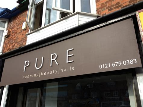 vinyl printing uttoxeter shop signs from signserve 01785 472700