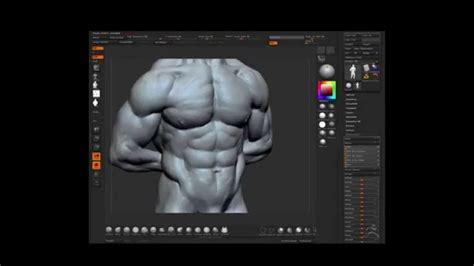 zbrush anatomy tutorial 17 best images about zbrush on pinterest brush set