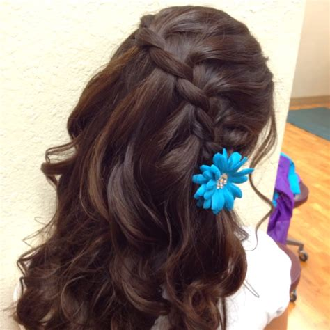 hairdos for girl for father daughter dance akira s hair for daddy daughter date night my style