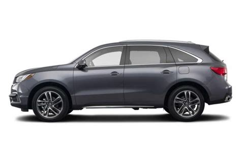 2017 acura mdx technology package price review us suv