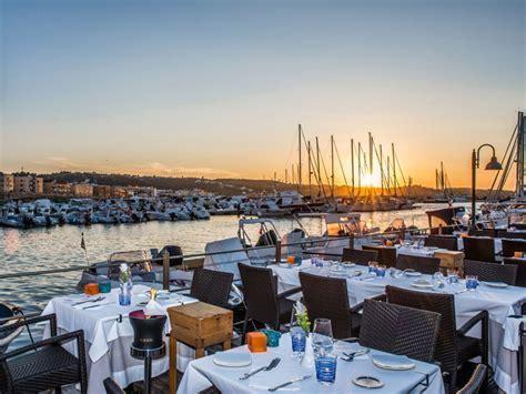 porto di vieste ristoranti sul mare a vieste cucina tipica pugliese e